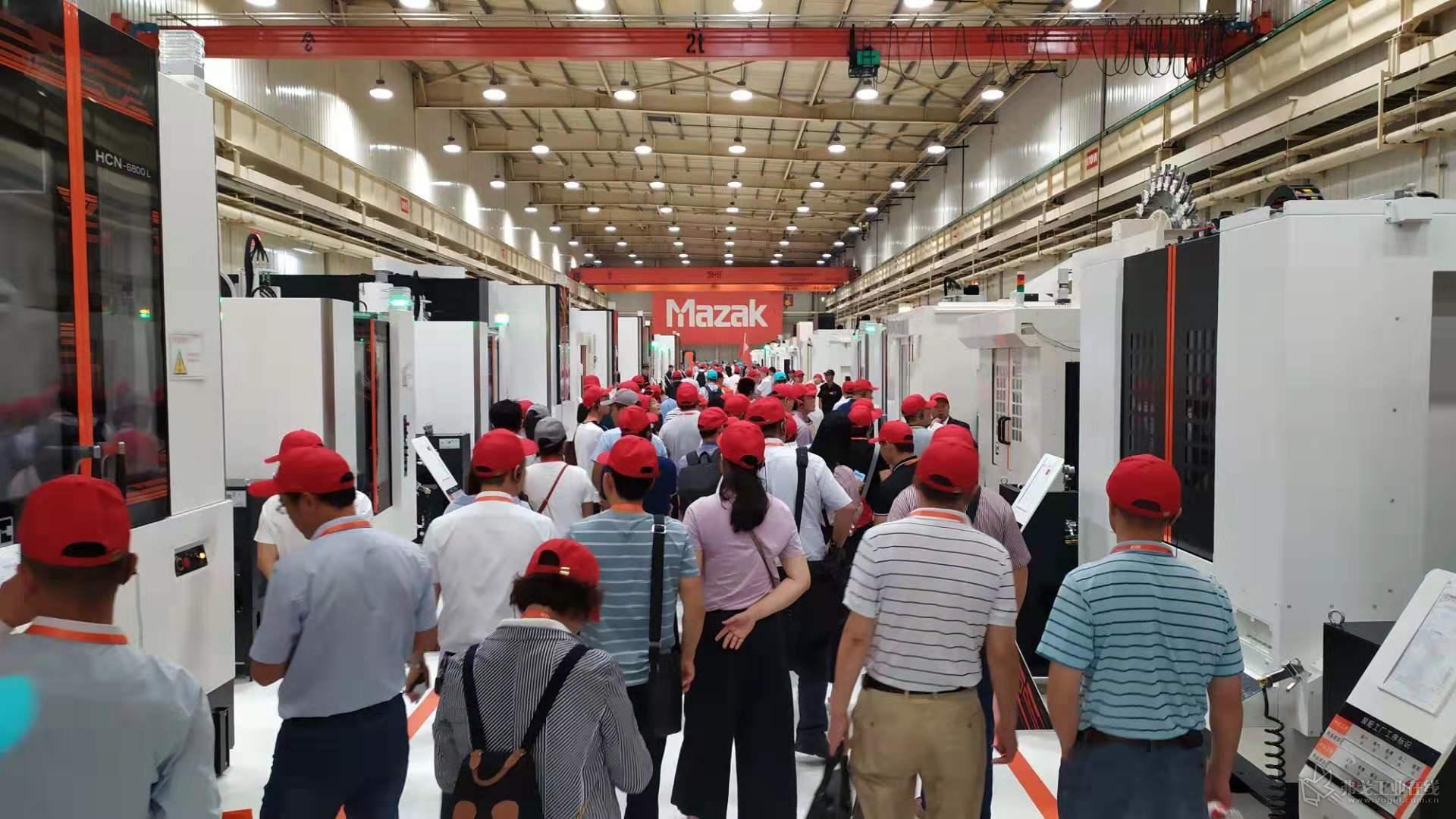 马扎克MTF2019制造未来展示会_参观工厂.jpg