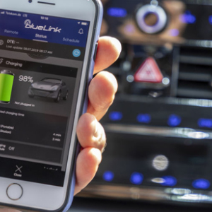 一文了解现代所有车型新推出的BlueLink