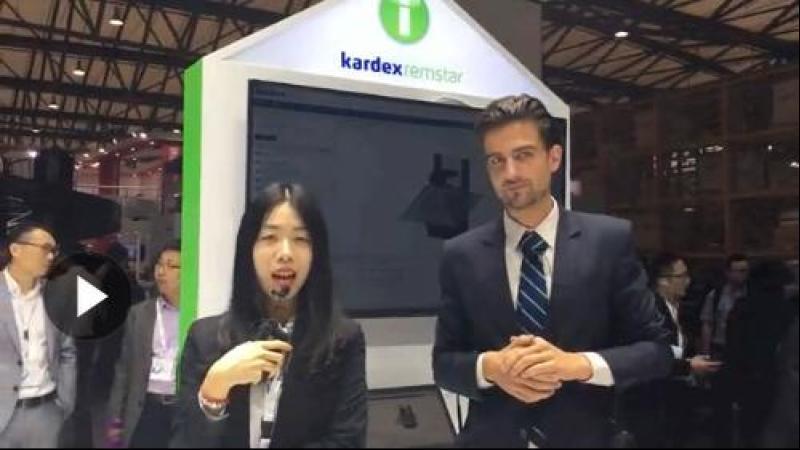 【卡迪斯】市场经理 陈可欣女士和Pascal Waldvogel 数据转化产品经理