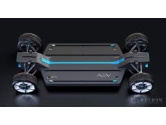 帝人与AEV Robotics为未来的交通运输共同开发轻量化的汽车解决方案