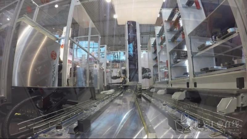 爱路华Robot Dynamic 150L线性自动化解决方案