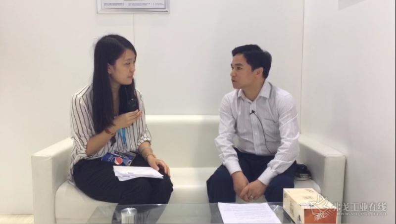 大族激光智能装备集团高功率焊接销售总部总经理王祥先生
