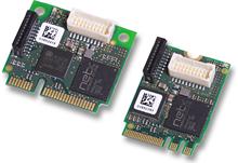 小型多协议工控机板卡——CIFX M.2和半尺寸mini PCIe