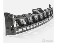 骨架设计实现更具竞争力的复合材料汽车结构
