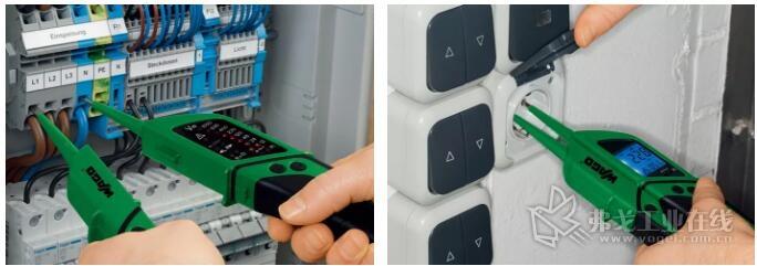新型电压测试器