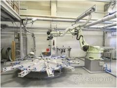 机器人助力企业提升产能