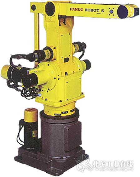 图4 S-2型机器人的历史可以追溯到日本FANUC公司成立海外合资公司GMF Robotics公司成立的时间
