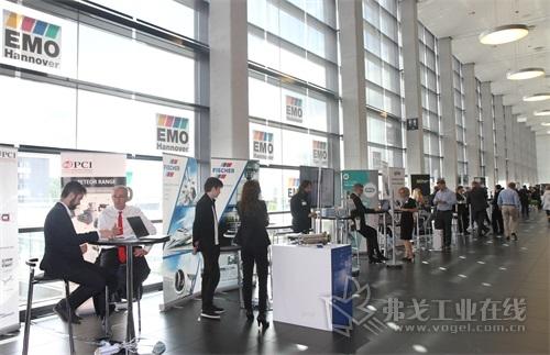 2019年7月3~4日,EMO Hannover 2019预展在汉诺威举行,共有38家知名展商参加了展示