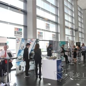 "EMO Hannover 2019 ""智能科技驱动未来生产!"""