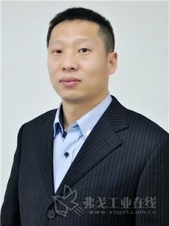 苏国江先生 山高刀具(上海)有限公司技术总监