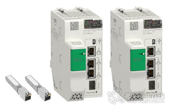 新一代标准型控制器Modicon M580 ePAC