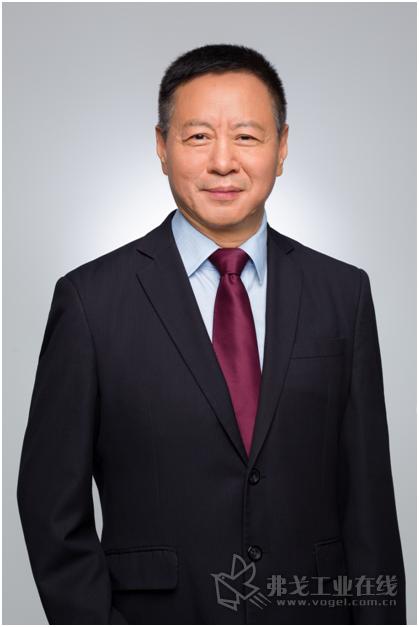 贝加莱工业自动化(中国)有限公司大中华区总裁肖维荣博士