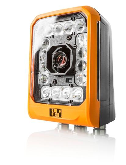 贝加莱:集成机器视觉