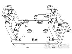 发动机模拟缸盖工艺和设备设计