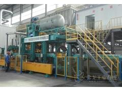 铸件砂型近净成形成套装备的研究及应用