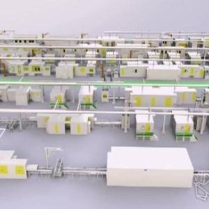 一汽大连柴油机厂_锡柴重型柴油发动机缸体、缸盖柔性加工生产线示范工程-AI汽车网