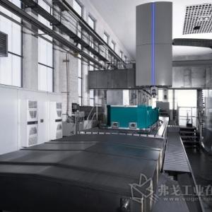 瓦德里希西根公司 ProfiMill compact 紧凑型龙门铣床