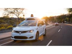 Waymo开始在弗罗里达州进行自动驾驶雨天测试