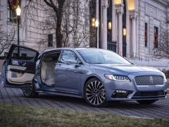 林肯大陆宣告停产!两款全新电动车即将投产