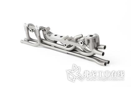 专为可扩展、可重复的金属零件生产打造的金属增材制造平台