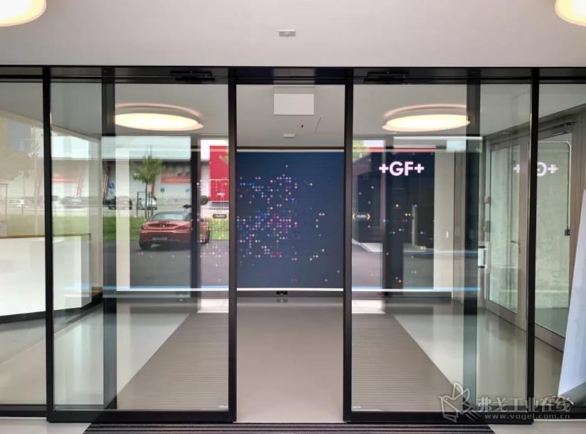 GF加工方案大型创新生产中心