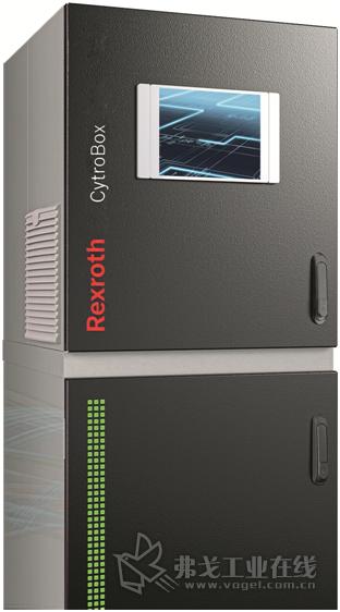 图1 Cytrobox液压动力单元中集成了所有在网络环境中使用时所需的元器件,使它能够加入到物联网中工作使用