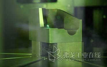 Reichle Technologiezentrum用看似简单的样品件测试AgieCharmilles LASER S系列机床。结果表明该机缩短加工时间达45%,提高加工质量,有效降低模具表面上不希望的反光风险