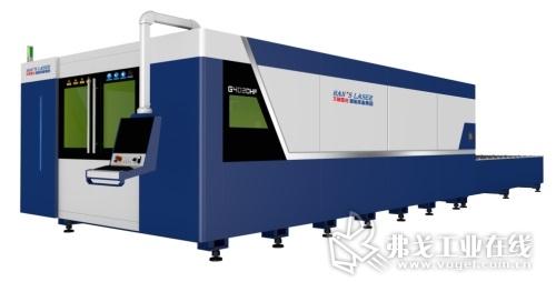 G4020HF-I20000光纤激光切割机
