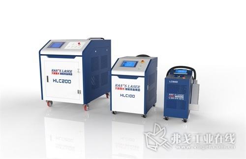LCS100(光纤激光清洗机)