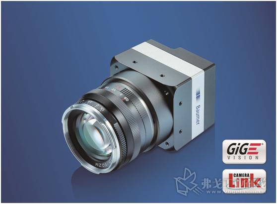 堡盟LX系列GigE相机
