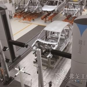 悬臂测量机扫描检测提升品质与效率