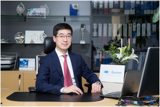 堡盟集团北亚区总裁兼中国公司董事总经理李振宇