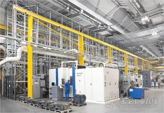 简化生产流程,实现高效生产