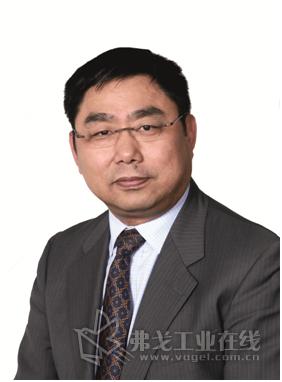 ABB中国区高级副总裁、机器人与离散自动化事业部中国区总裁李刚