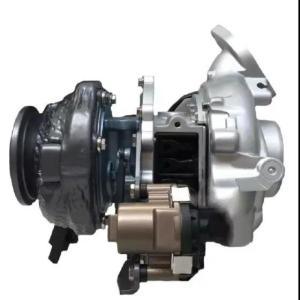 盖瑞特电动涡轮增压器首次亮相德国法兰克福车展