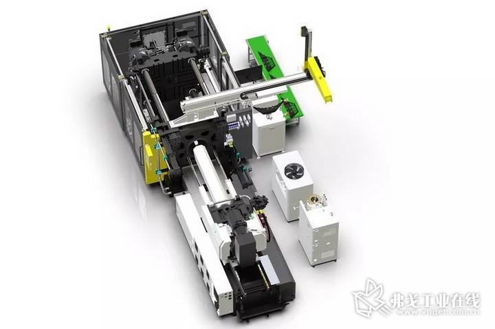 博创汽车前格栅智能生产系统