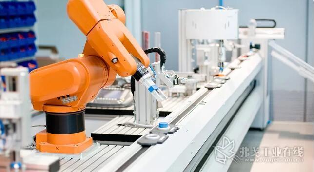 全方位智能装备方案引领智慧制造
