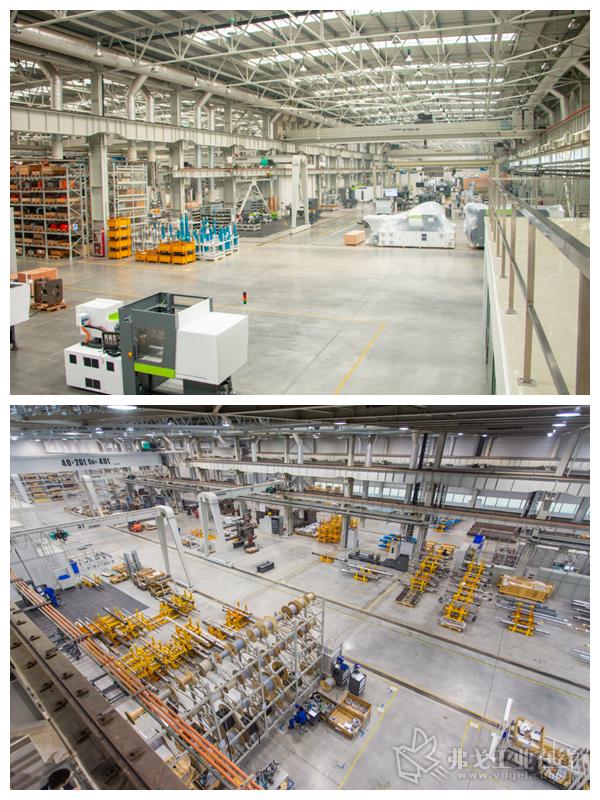 于2014年9月投入使用的WINTEC常州工厂采用了欧洲先进的管理理念以及高精密的加工设备,为WINTEC品牌注塑机的高品质提供了硬件基础