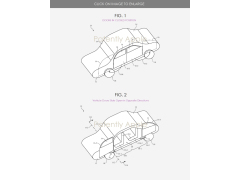 苹果泰坦项目专利二:自适应定位车门 根据周围环境调整车门位置