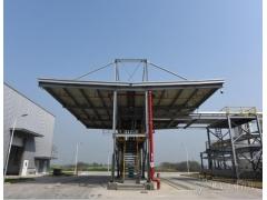 福斯中国苏州工厂导览系统功能区域介绍