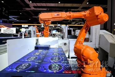 全景布局 打通机器人上下游产业链