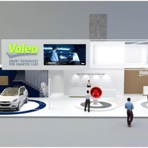 法雷奥亮相2019年法兰克福车展创新技术引领汽车行业变革