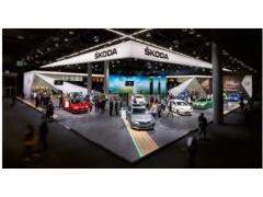 斯柯达亮相2019法兰克福车展:迈向可持续的未来