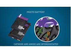 Prieto 3D锂离子电池通过第三方认证 将加速商业化进程