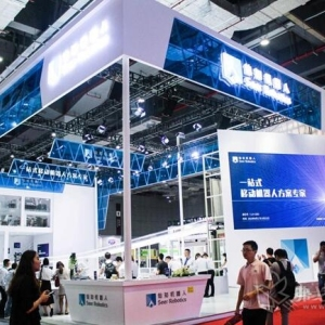 2019工博会,仙知机器人秀出移动机器人新高度