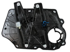 博泽:热塑性复合材料车门模块
