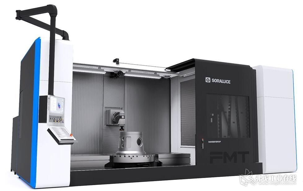 达诺巴特FMT- 多功能铣车中心
