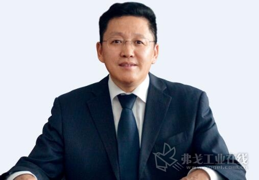 中国重型机械工业协会桥式起重机专业委员会理事长 孙吉泽先生