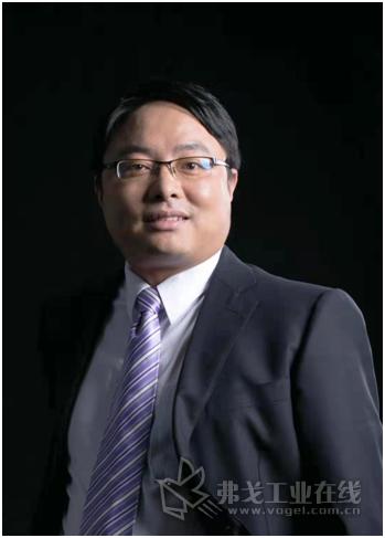 诺威起重设备(苏州)有限公司总经理 顾海清先生