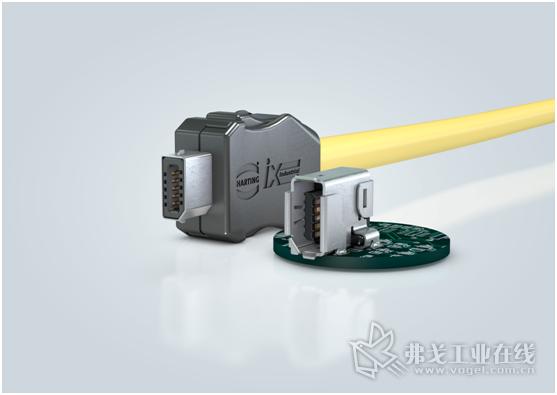 ix Industrial®成为耐用性、小型化和出色性能的代表。